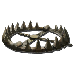 Large Bear Trap